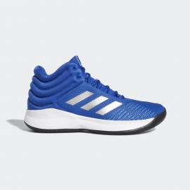 Zapatillas de baloncesto Adidas Pro Spark 2018 azul hombre