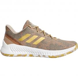 Zapatillas de baloncesto Adidas Harden B/E X marrón hombre