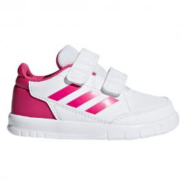 Zapatillas adidas Altasport CF I bl/rosa