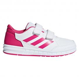 Zapatillas Adidas Altasport CF K bl/rosa junior