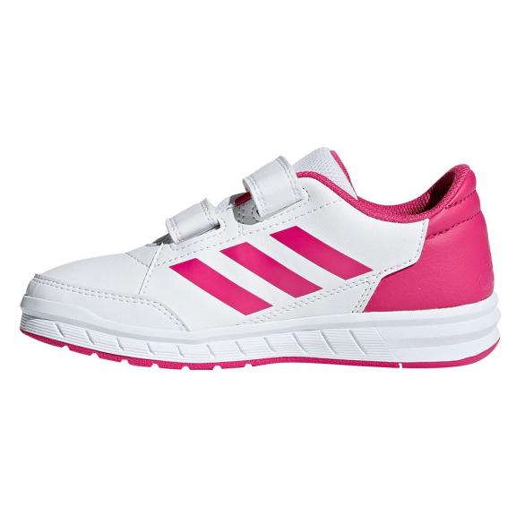 d667eaf9e Zapatillas Adidas Altasport CF K bl rosa junior - Deportes Moya