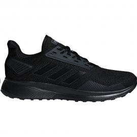 Zapatillas running Adidas Duramo 9 negro hombre