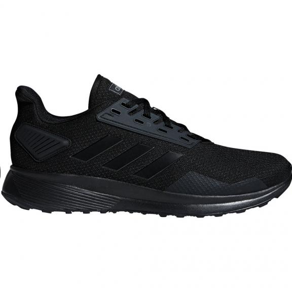 Zapatillas running Adidas Duramo 9 negro hombre Deportes Moya