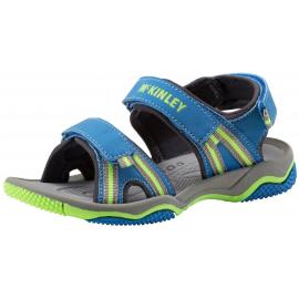 Sandalias Mckinley Reece II azul/verde niño
