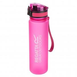 Botella Regatta Tritan Flip 0.6L rosa