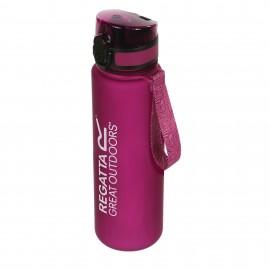 Botella Agua Regatta Tritan Flip 0.6L morada