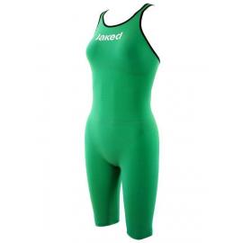 Bañador competición Jaked jkatana ob verde claro mujer