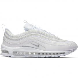 Zapatillas Nike Air Max 97 blanca/gris hombre