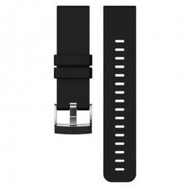 Suunto Traverse Black Silicone Strap  ss021846000 Correa