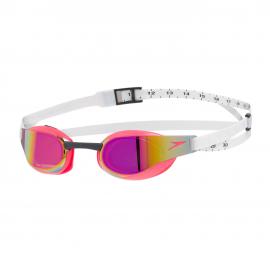 Gafas natación Speedo Fastskin Elite Mirror rosa
