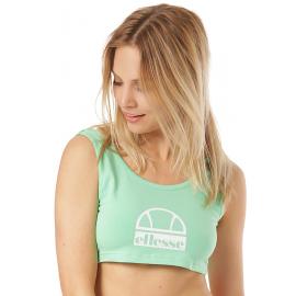 Camiseta tirantes Ellesse Roxan Cropped verde mujer