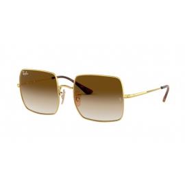 Gafas Ray-Ban Square Rb1971 914751 54 dorado lente marrón