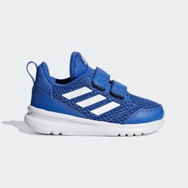 Zapatillas Adidas AltaRun CF I azul/blanco bebé