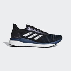 Zapatillas running Adidas Solar Drive M negra/blanca hombre