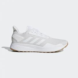 Zapatillas running Adidas Duramo 9 blanca hombre