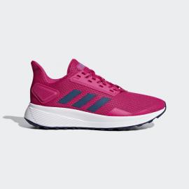 Zapatillas Adidas Duramo 9 K rosa/azul niña