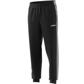Pantalón Adidas Essential 3S Tricot negro/blanco hombre