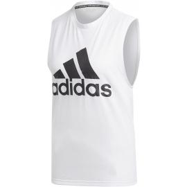 Camiseta adidas Must Haves Bos Tank blanca mujer