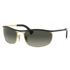 Gafas Ray-Ban Olimpian RB3119 916271 62 dorado negro