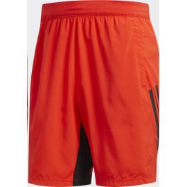 Pantalón adidas 4KRFT Tech Woven 3S rojo/negro hombre