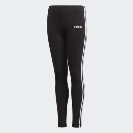 Mallas adidas Essentials 3S Tight negra niña