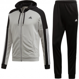 Chándal adidas MTS Game Time gris/negro hombre