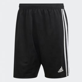 Pantalón fútbol adidas Tan Jaquard negro hombre