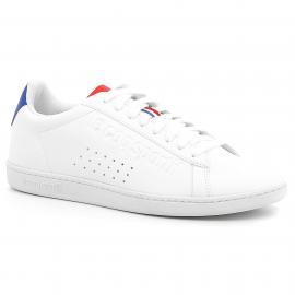 Zapatillas Le Coq Sportif Courtset BBR blanco/azul hombre