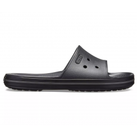 Chanclas Crocs Crocband III Slide U negra/grafito