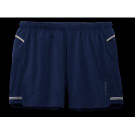 "Pantalón running Brooks Sherpa 5"" azul hombre"