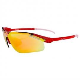 Gafas Eassun X-Light rojo  lente rojo revo