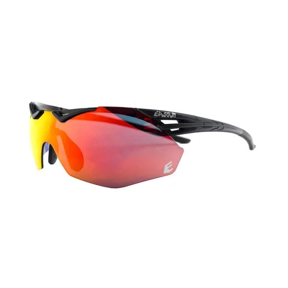 d0b0fb9b36 Gafas Eassun Avalon negro mate lentes rojo revo - Deportes Moya