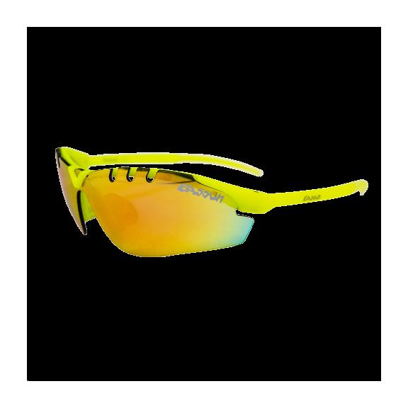 5872470a3f Gafas Eassun X-Light Sport amarillo mate lente rojo revo - Deportes Moya