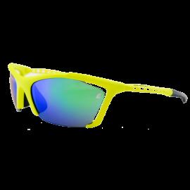 Gafas Eassun Track amarillo lentes verde revo