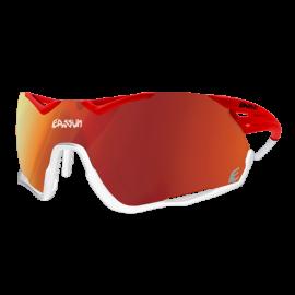 Gafas Eassun Challenge rojo blanco