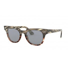 Gafas Ray-Ban Meteor gris degradado Rb2168 1254y5 50
