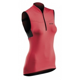 Maillot con tirantes Northwave Muse rosa mujer