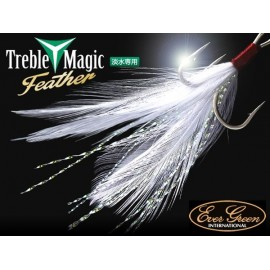 E.G. Treble Magic Feather 1/0