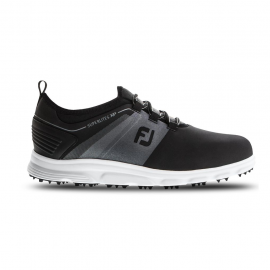 Zapatos golf FootJoy Superlites XP negro/gris hombre