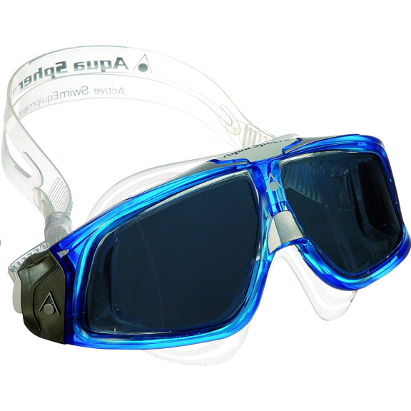 b24e4538a Gafas Aquasphere Seal 2.0 azul/lente oscura - Deportes Moya
