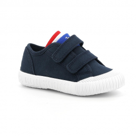 Zapatillas Le Coq Sportif Nationale sport azul bebé