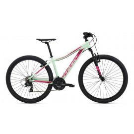 Bicicleta Coluer mtb Diva 271 27,5 verde agua