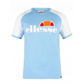 Camiseta Ellesse Cassina celeste/blanca hombre