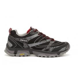 Zapatillas trekking Chiruca Curazao 09 negro/gris hombre