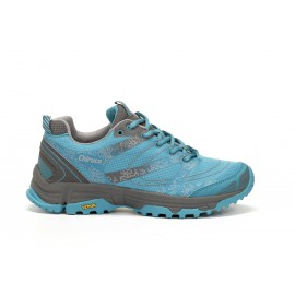 Zapatillas trekking Chiruca Curazao 01 azul mujer