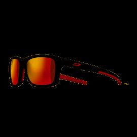 Gafas Julbo Line negro rojo junior