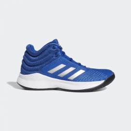 low priced 52c76 814a6 Zapatillas de baloncesto Adidas Pro Spark 2018 K royal niño