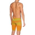 Bañador competición Arena Carbon Air2 lima/naranja hombre
