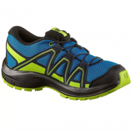 Zapatillas trail running Salomon Kicka J azul niñ@