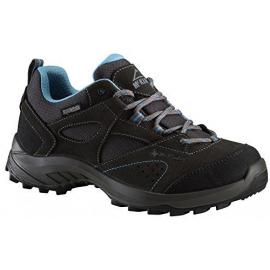 Zapatillas trekking McKinley Travel Confort AQX gris mujer